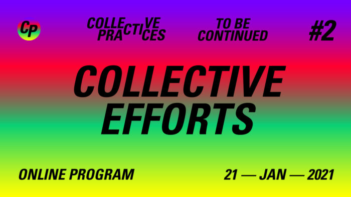 COLLECTIVE EFFORTS – Day #2